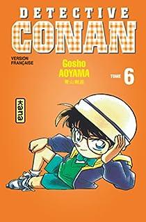 Détective Conan, tome 6 par Aoyama