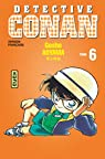 Détective Conan, tome 6 par Gôshô Aoyama
