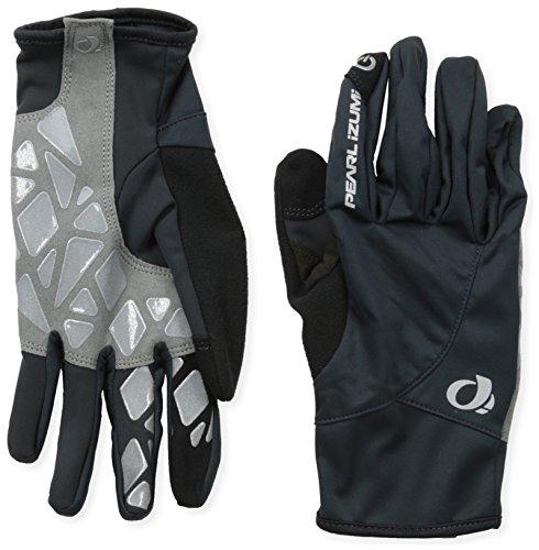 Pearl Izumi - Ride Men's Select Softshell Lite Glove, Black, - Soft Cycling Shell
