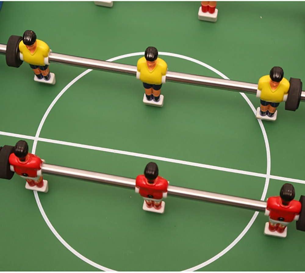 MJ-Games Mesa de Futbol para niños/Plegable, Deluxe Mini, Fútbol de sobremesa, Familia de futbolín, Fun Gam, Adecuado para Personas Mayores de Tres años, Azul: Amazon.es: Hogar