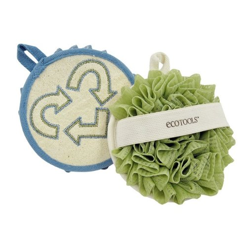 Ecotools: Ecopouf Dual Cleansing Pad (Pack of 4) [Misc.] Eco Tools