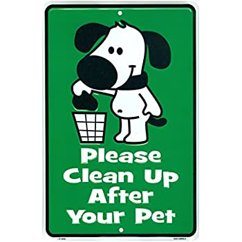 Printable Cute Pictures Of Please Clean Up Your Dogs Poop