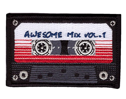 Patch Awesome Cassette Morale Tactical
