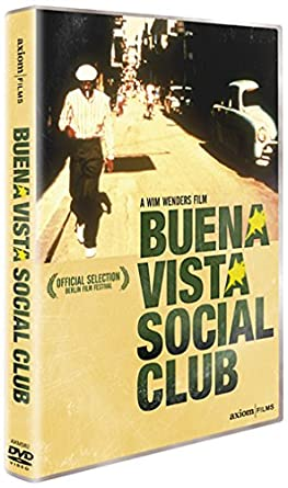Buena Vista Social Club 1999 Dvd Movies Tv