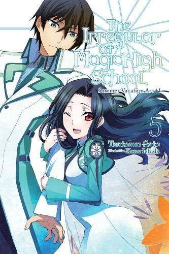 The Irregular at Magic High School, Vol. 5 (light novel)
