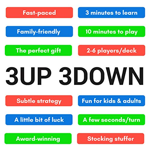 Ok2Win-3UP-3DOWN-Card-Game