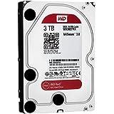 WD Red NAS HDD 3TB HD Interno 3.5'' SATA 3 WD30EFRX