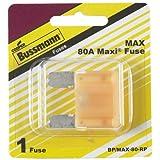 Bussmann (BP/MAX-80-RP) Max 80 Amp Blade Fuse