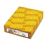 Classic Laid Premium Paper, 8.5'' x 11'', 24 lb, Natural White (Ivory), 500 Sheets (06531)