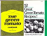 img - for The green tomato cookbook book / textbook / text book
