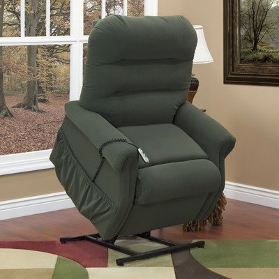30 Series 3 Position Lift Chair Upholstery: Suede Crypton - Bisque, Vibration and Heat: None