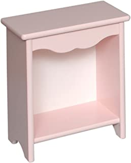 product image for Little Colorado Toddler Bedside Stand, Soft Pink