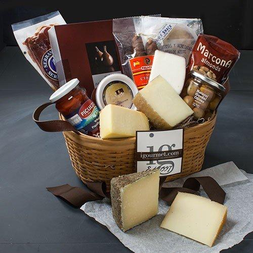 Spanish Fiesta Premier Gift Basket (7.8 pound) by igourmet