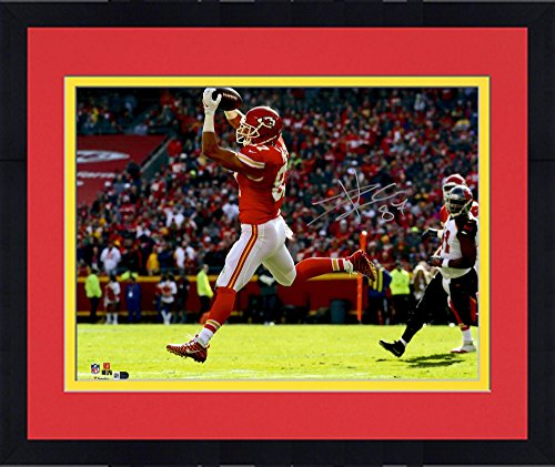 - Framed Travis Kelce Kansas City Chiefs Autographed 16