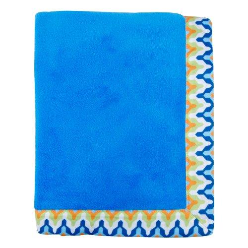 Trend Lab Framed Receiving Blanket