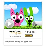 Amazon eGift Card - Hoops and Yoyo Father's Day Boot Camp (Animated) [Hallmark]