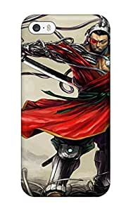 AmandaMichaelFazio BXnSmVQ10001GeWqR Case For Iphone 5/5s With Nice Warrior Sci Fi People Sci Fi Appearance