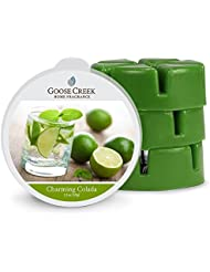 Goose Creek Candles Home Fragrance Scented Wax Melts, Charming Colada Melt, 3-pack