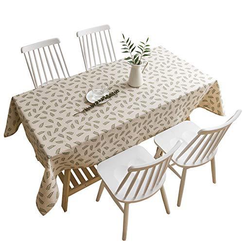 Tela de escritorio de arte de lino de algodón paño de mesa de café ...