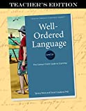 Well-Ordered Language Level 2A Teacher