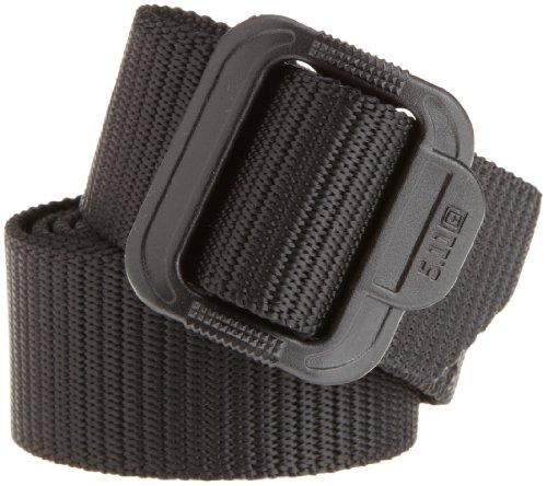 5.11 TDU 1.5-Inch Belt, Black, Large, Outdoor Stuffs