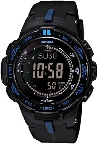 Casio PROTREK Slim Line Series Solar Multiband 6 Triple Sensor Ver.3 Men s Watch PRW-3100Y-1JF Japan Import