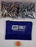 50 3/16 & 50 3/32 Standard Wing-Nut Cleco Fastener HBHT Tool & Bag (KWN4S100-5)