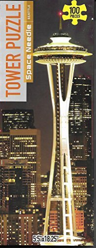 (Space Needle, Seattle WA - Tower Puzzle)