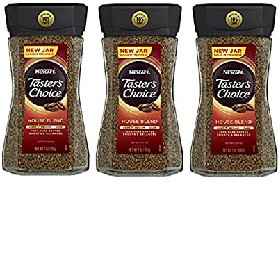House Blend Tasters Choice Instant Coffee 7 oz. Convenient One-Stop Shopping. The Best Tasting Instant Coffee on the Market. Easy to Source This Popular Product With 1 Click. Its a Coffee Paradise!