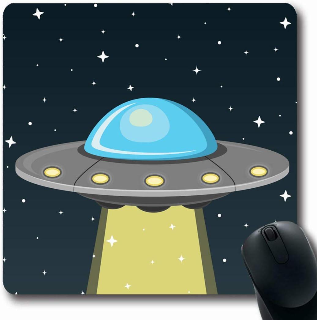 Alfombrillas Ray UFO Ciencia Plana Luz Espacio no ...
