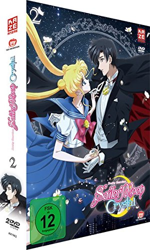 Sailor Moon Crystal - Staffel 1 - Vol.2 - Box 2 - DVD Alemania: Amazon.es: -, Munehisa Sakai, -: Cine y Series TV