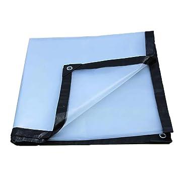 Plane Transparente Osen Wasserdichte Regenschutz Tuch Zelt Splice