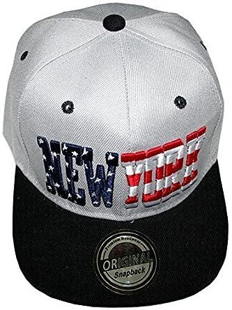 Hip Hop de Nueva YORK de barras y estrellas Gray Original diseño ...