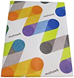 Mohawk Via Linen Writing Paper Natural Shade Watermarked, 24 lb 8.5 x 11 Inches, 500 Sheets/Ream (Sold as 1 Ream) (143580)