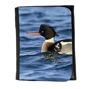 le portefeuille de grands luxe femmes avec beaucoup de compartiments // F00001732 animales al aire libre de aves // Small Size Wallet