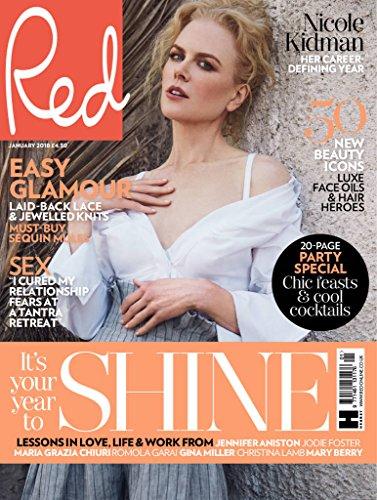 Large Product Image of Red Magazine UK