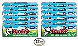 3600 Bark+ Dog Waste Poop Bags, 12 Pack