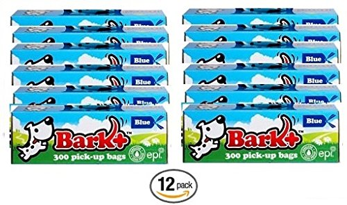3600 Bark Waste Poop Bags product image