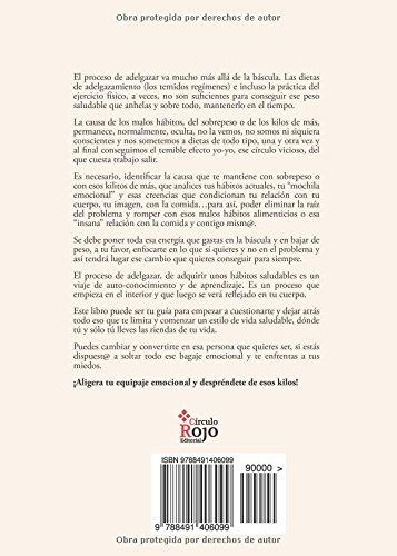¿De qué tienes que desprenderte para adelgazar?: ¡Aligera tu mochila emocional... y adelgaza! (Spanish Edition): May Morón Romero: 9788491406099: ...