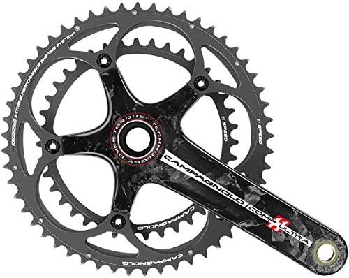campagnolo(フリガナ: カンパニョーロ) 自転車 ロードバイク 部品 COMP ULTRA Over Torque オーバートルク クランクセット170/34-50 24-FC14COU040