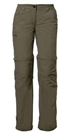 Markenqualität Waren des täglichen Bedarfs neues Design VAUDE Damen Hose Farley Zip Off Pant