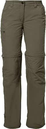 VAUDE Farley Zo Pantalones de Senderismo Mujer