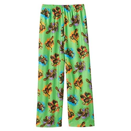 Teenage Ninja Turtle Boys Pajama Pants