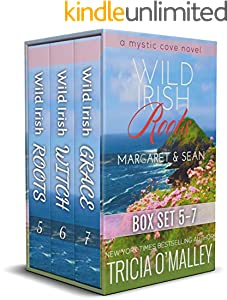 The Mystic Cove Series Boxed Set (Wild Irish Books 5-7)