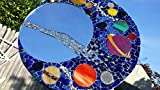 Mosaic Mirror - Astral, Universe and Planets - Solar System