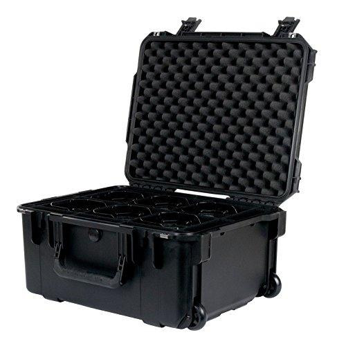 ADJ Products Element PC6 Rolling Case for Element Series Fixtures by ADJ Products