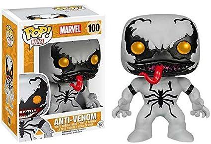 Amazon Com Funko Pop Marvel Anti Venom 100 Toys Games