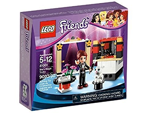 LEGO Friends Mia Magic Tricks 41001 Girl Collectible Musical Doll