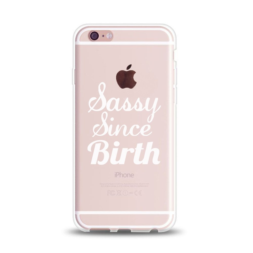 Amazon.com  iPhone 6s Case Quotes Funny e42b12ed5c7a