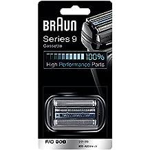 Braun Shaver Series 9 network blade, blade type tray black F/C90B Japan import